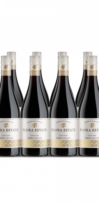 2018 Flora Estate Pinot Noir